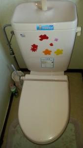 暖房便座からシャワートイレへの交換をご希望