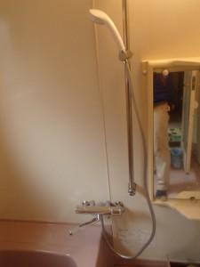 エアインシャワーで節水にもなります。