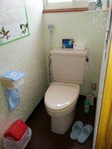 既存2階トイレ