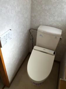 リモコン型のS1Jに変更。ノズル洗浄に除菌水を使う新型です